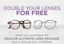 777e233bd0 Essilor of America Brings Back Wildly Successful Promotion