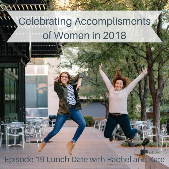 lunch date with rachel and kate episode 19 celebrating